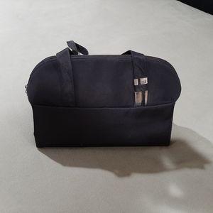 Vintage DKNY black should bag